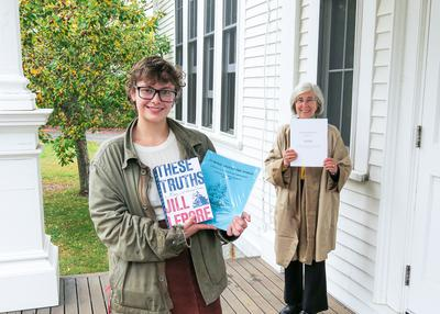 Blue Hill Historical Society History Award